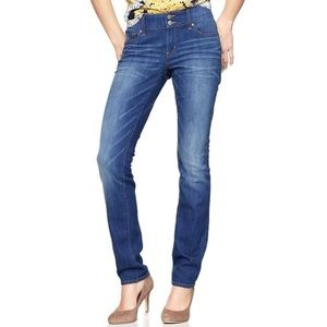 - Gap 1969 - Curvy Skinny Jeans in laguna blue